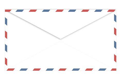 airmail envelope printable airmail envelope back view free stock photo public