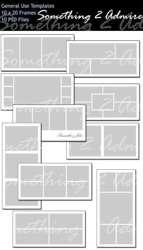 instant download storyboard photoshop templates by 47 best senior product storyboards images on pinterest