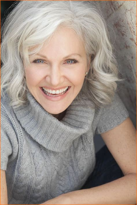 makeup for women with gray hair over 60 best hairstyles for women over 60 and haircuts 2018