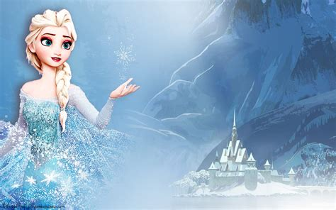 Frozen Wallpaper Deviantart | elsa wallpaper frozen by xdarkhikarix on deviantart