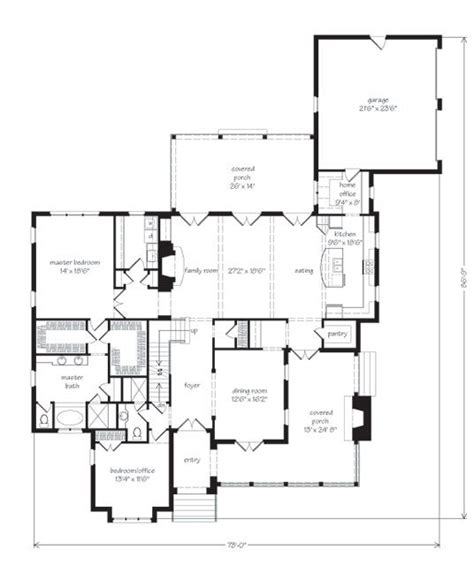 Elberton Way House Plan Southern Livings Elberton Way House Plans