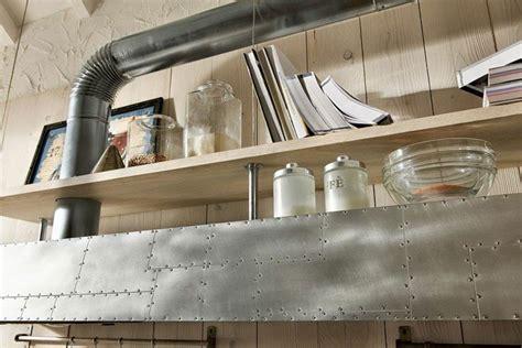 tuyau de hotte aspirante cuisine cuisine vintage 233 es 50 le ch 234 ne blanchi rencontre l acier