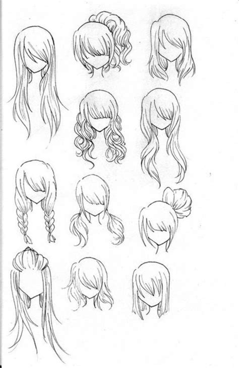 hairstyles for anime characters girl anime hairstyles latest comics episode
