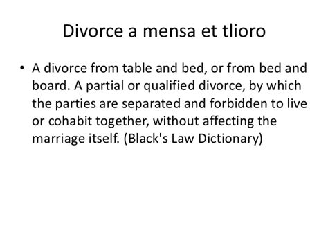 divorce from bed and board 6 tudor religion and divorce