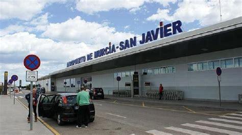 aeropuerto san javier salidas nuevo vuelo san javier londres los martes y los s 225 bados