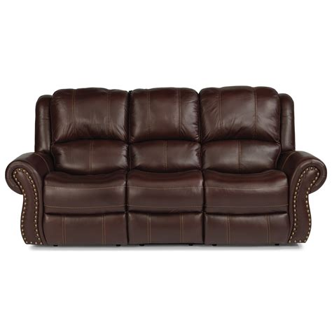 flexsteel latitudes power reclining sofa flexsteel latitudes patton 1483 62ph transitional power