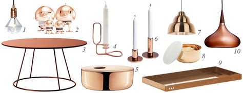 accessories for home decor copper home accessories nordicdesign