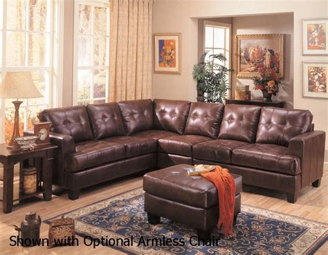 Leather Sectional Sofa Los Angeles Brown Leather Sectional Sofa A Sofa Furniture Outlet Los Angeles Ca