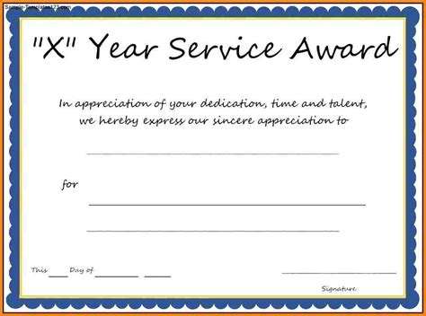 service badge template award certificate format food services cover letter my