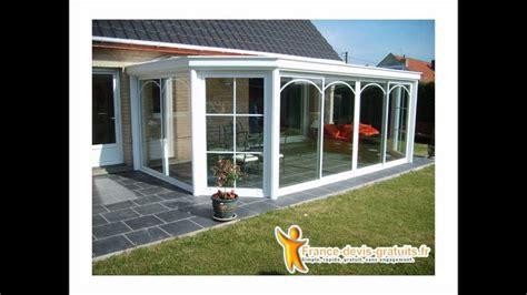 veranda 10m2 prix d une v 233 randa 10m2