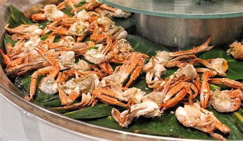 seafood buffet at the seafood buffet at casuarina restaurant dusit thanai laguna phuket hungry hong kong