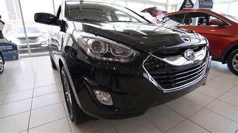 Hyundai Tucson 2014 Black Image 45