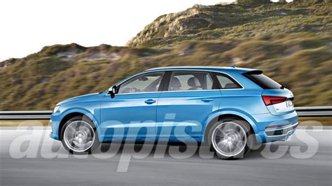 audi q3 2019 audi q3 2019 the new suv from audi grow in size