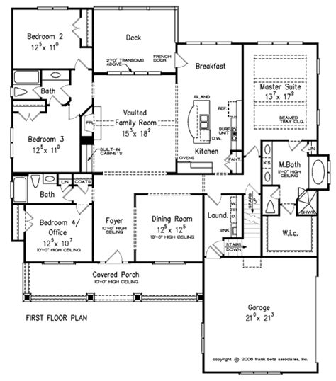castle rock floor plans castle rock house floor plan frank betz associates