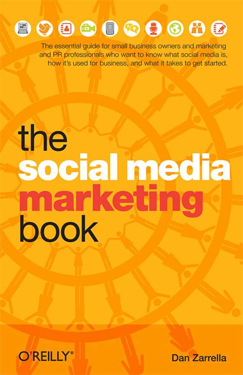 social media marketing books books dan zarrella