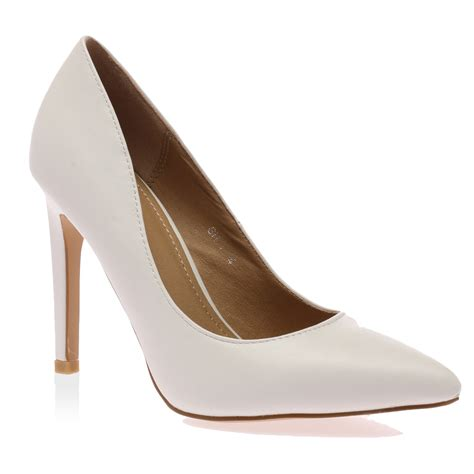 high heel shoes size 10 slim stiletto high heel womens pointed toe