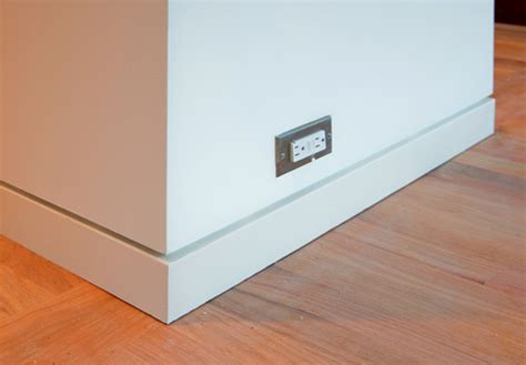 recessed baseboard 3 modern base details build blog
