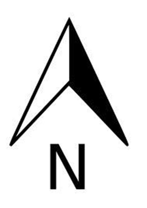 qgis layout north arrow 15 best images about architectural arrows on pinterest