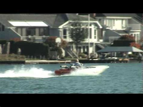 lake tapps boats tony skagen s 112mph eliminator doovi