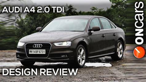 audi   tdi  facelift design review