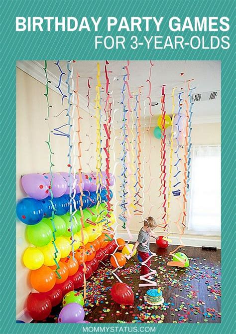 birthday themes for 2 year old birthday party games for 3 yr olds kid parties