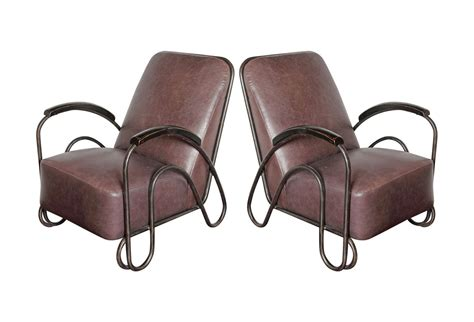 mid century leather chairs omero home mid century large leather chairs omero home