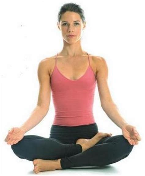 half lotus pose why you should try essential one classic pose