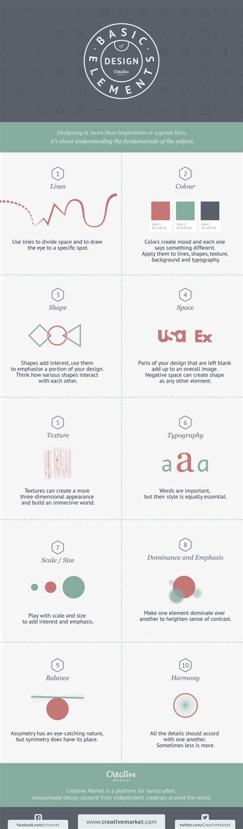 layout basics graphic design this graphic teaches you the basic elements of good design