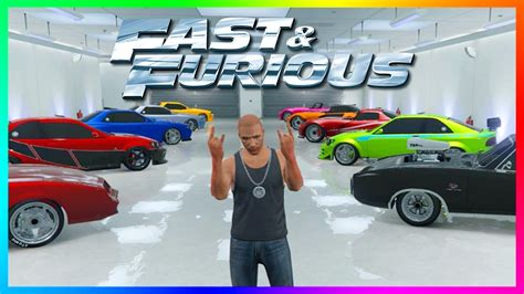 fast and furious best cars top 10 fast furious cars to own in gta online best gta