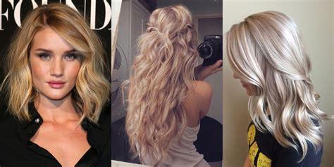 bagno di luce capelli capelli biondo chagne tante idee per un nuovo look