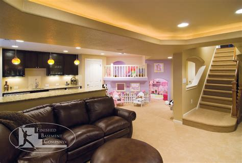 high quality basement living 12 finished basement
