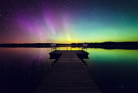 finland in december northern lights northern lights in finland welcome to oukong stick