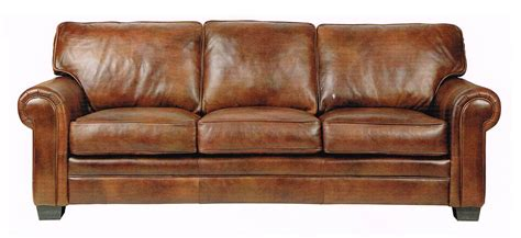 rustic leather couch rustic leather sofas