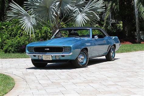 copo camaro 1969 the breathing 425 hp 1969 camaro rs copo