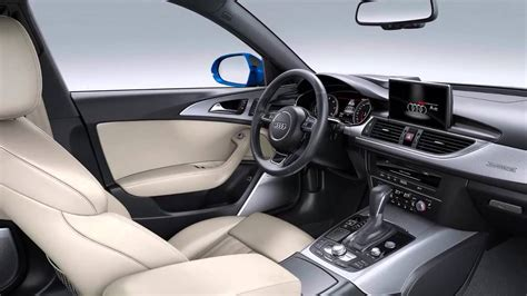 Audi Interieur by Audi A6 Interior