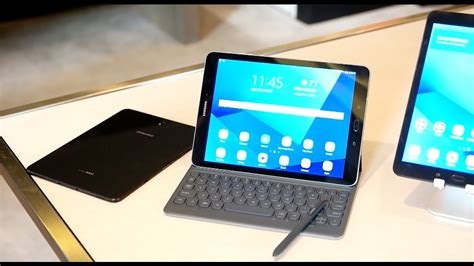 Samsung Tab S3 Indonesia galaxy tab s3 on hdr screen meets s pen doovi
