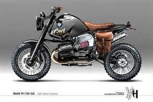 Bmw R1100 Bmw R1100 Gs Holographic Hammer Moto Rivista