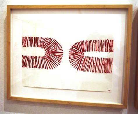 Louise Is Back On The Market by Louise Bourgeois Fruitmarket Gallery Keith