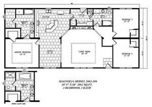 Magnolia Homes Floor Plans Magnolia Modular Homes