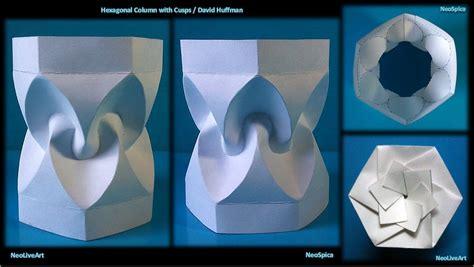 Paper Folding Exles - tutorial 7 folding exle david huffman tower