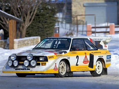 Audi Urquattro S1 by Tag For Audi Sport Quattro S1 Pictures 1985 Audi Sport