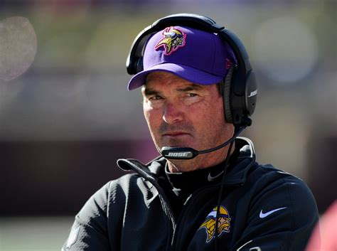 head couch vikings mike zimmer misses friday s practice due to minor