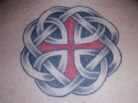 father daughter celtic knot tattoo celtic fathers knot tattoos