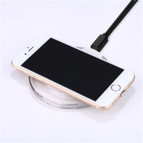 Universal Qi Wireless Charger Charging Receiver Apple Iphone 5 6 universal qi wireless charger charging pad mat receiver