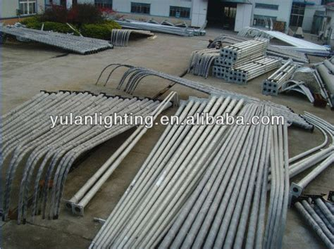 Poles Stainlees 4 In steel pipe for flag pipe stainless steel pole lighting