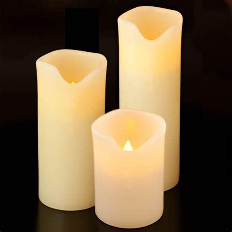 candele elettriche candele elettriche di cera grandi 16 99