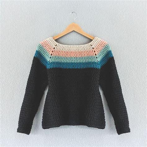 pattern slouch jumper best 25 crochet jumper pattern ideas on pinterest