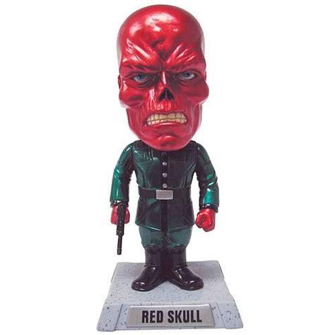 formula 1 bobbleheads skull captain america wow skulls