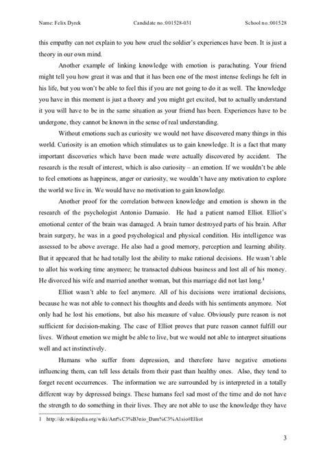 Empathy Essay by Essay On Empathy Spatial Essay