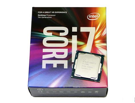 Intel I7 7700k 4 2ghz Up To 4 5ghz Cache 8mb Box Lga 1151 new intel i7 7700k kaby lake 4 2ghz processor bx80677i77700k ebay